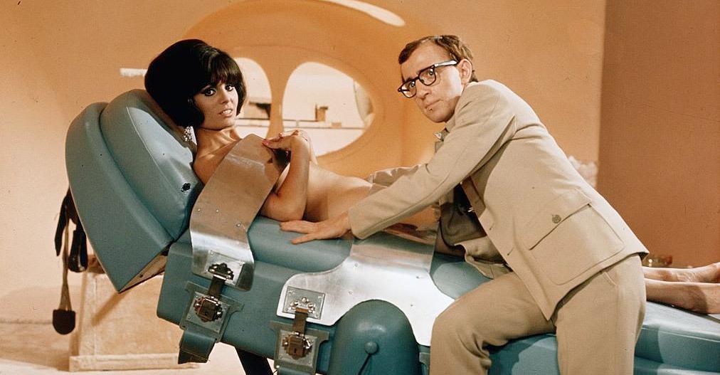 My Favorite #Bond_age_: Casino Royale (1967) by Matt Finch