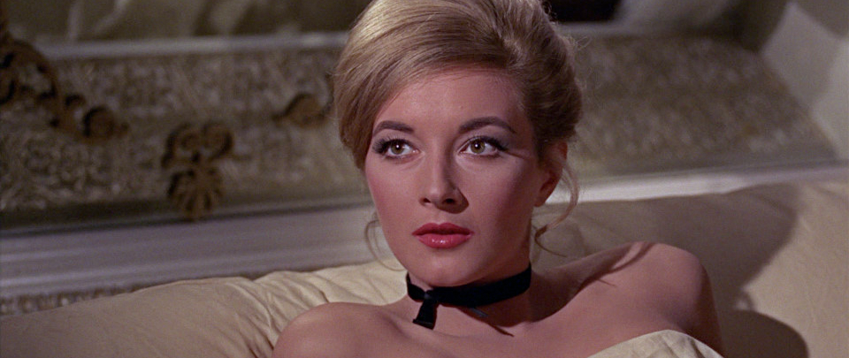 from russia with love daniela bianchi