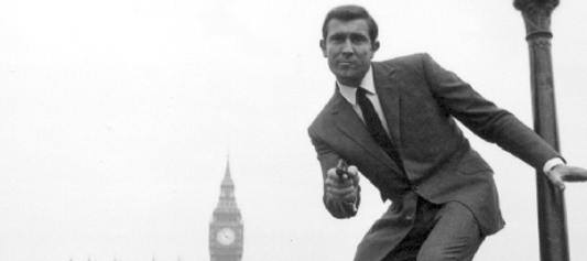 James Bond Limericks - George Lazenby