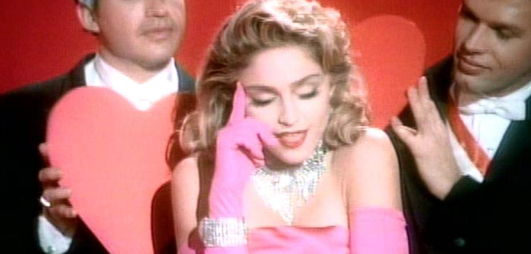 Diamonds Are Forever Remixed with Madonna