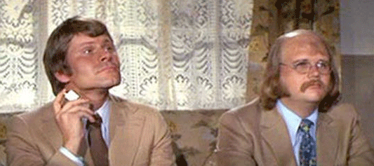 Bond Limericks - Mr. Wint and Mr. Kidd from Diamonds are Forever