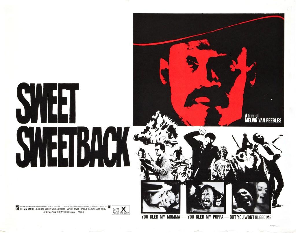 Sweet Sweetback began Live and Let Die