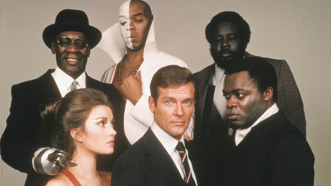 Live and Let Die - Roger Moore