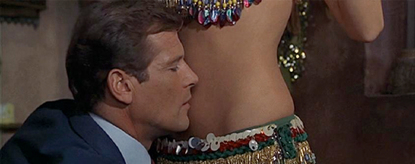 My Favorite #Bond_age_: The Man with the Golden Gun by James Longshaw