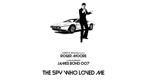 the spy who loved me artwork