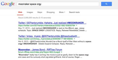 moonraker space orgy
