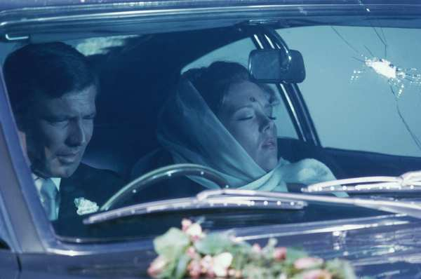 Death of Tracy Bond - On Her Majesty's Secret Service