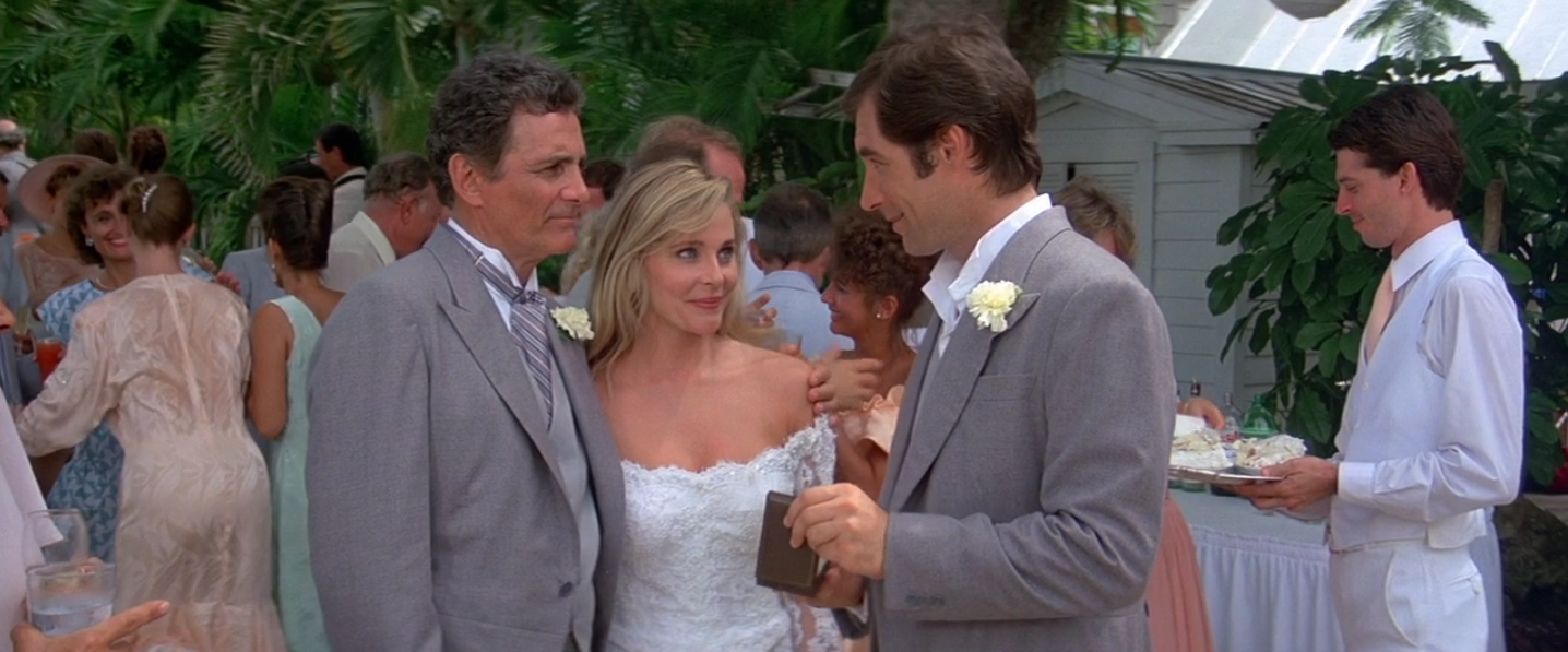Licence to Kill - Leiter's wedding