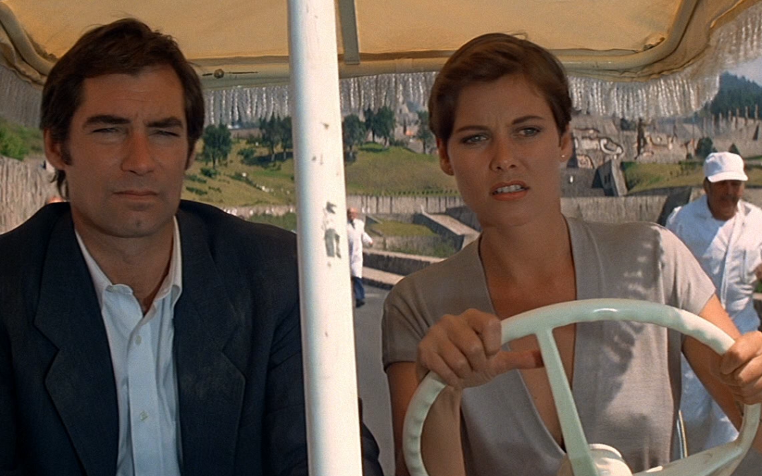 My Favorite #Bond_age_: Licence to Kill by Paul Harrison