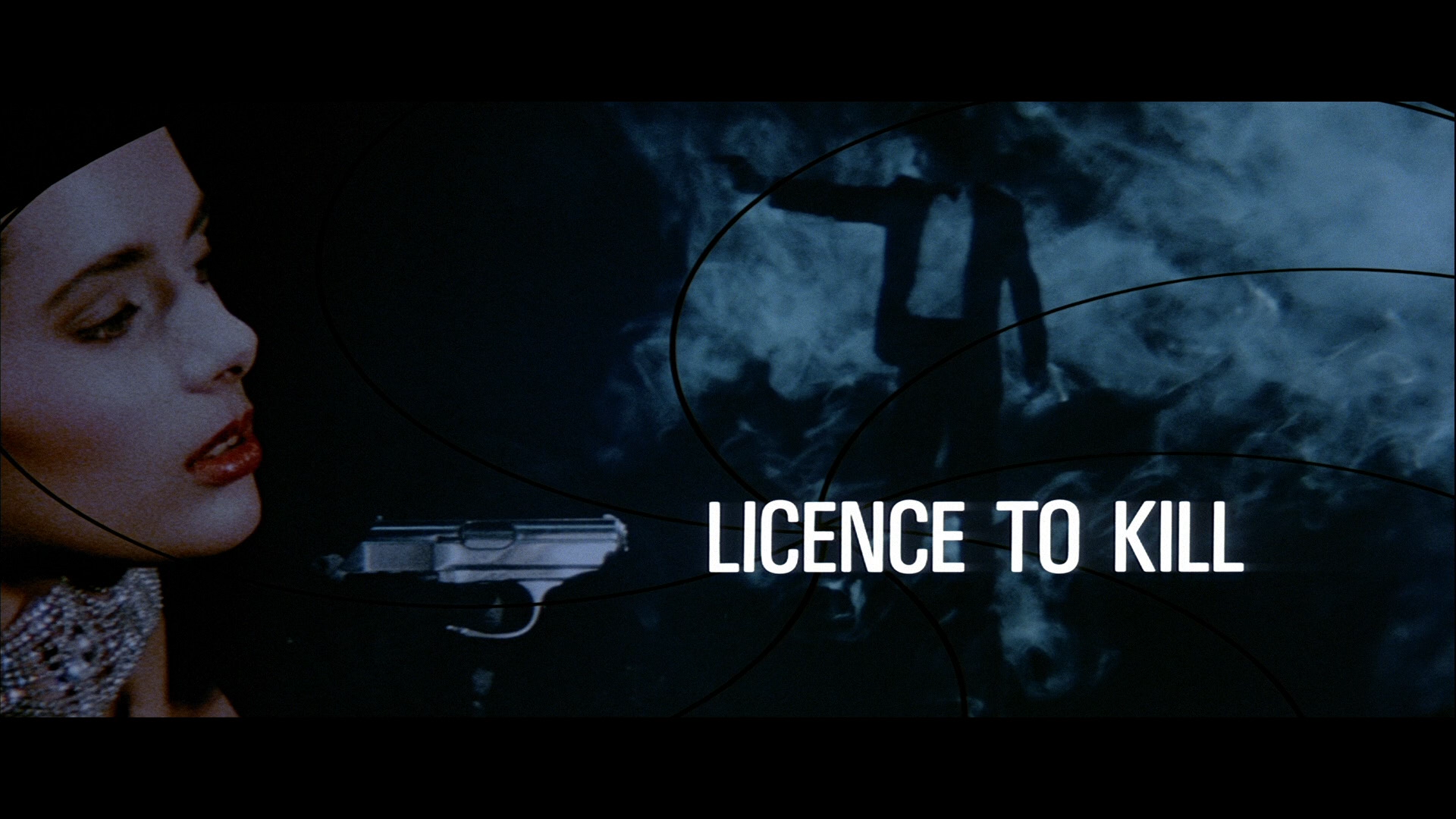 Licence to Kill titles