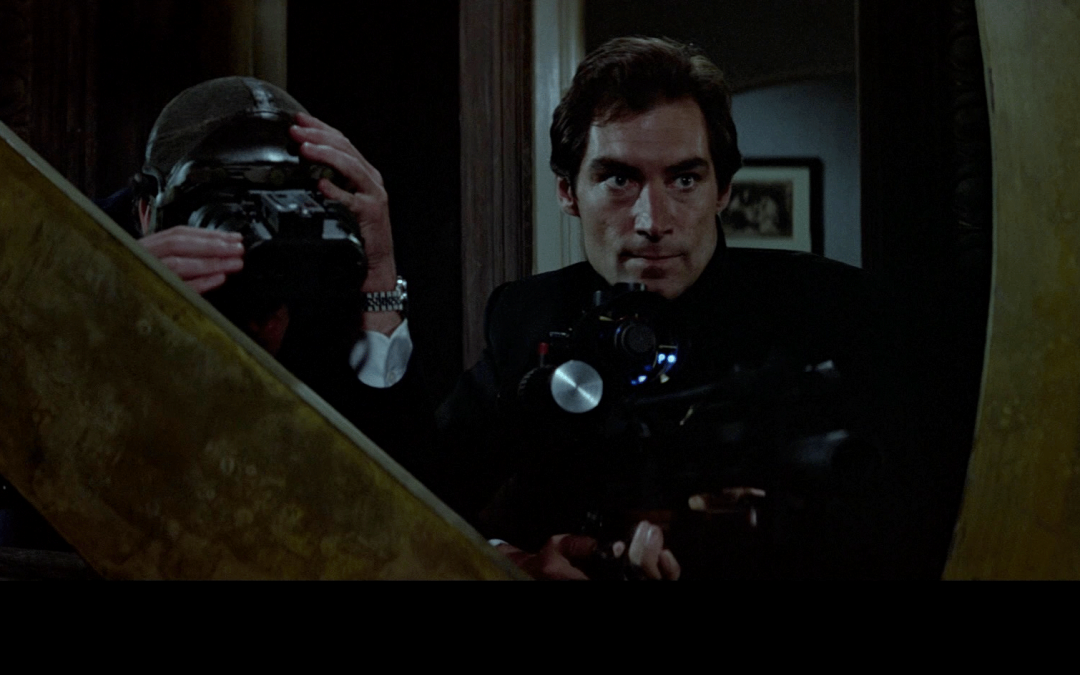 The Living Daylights Live Tweet Digest (Wraparound)