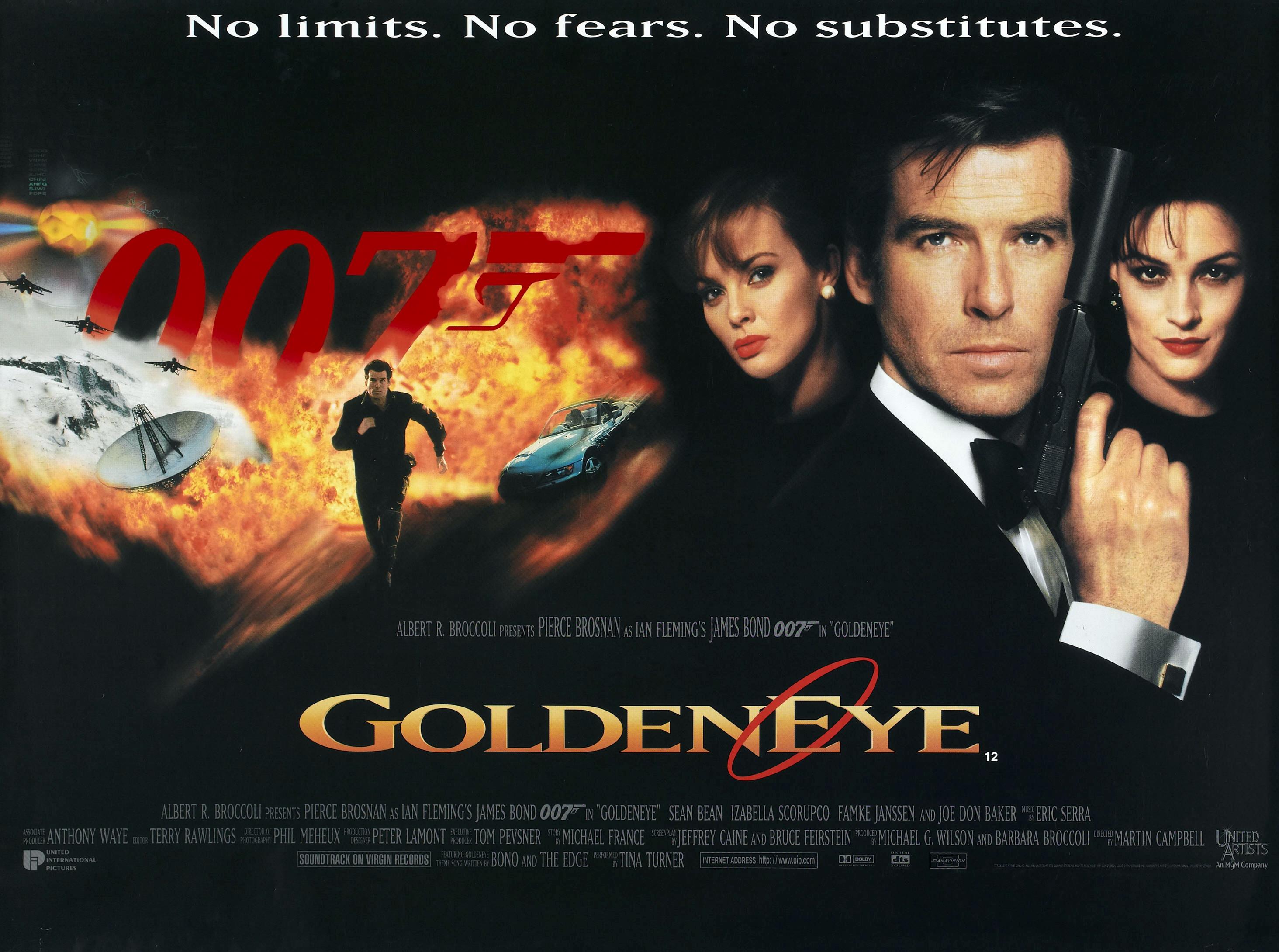 goldeneye quad