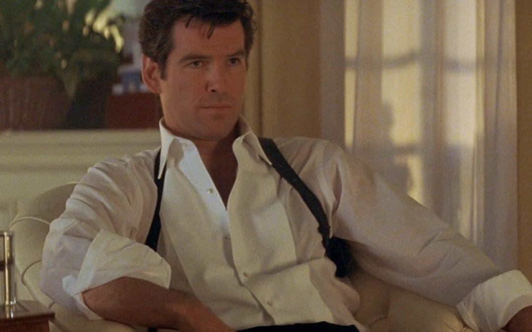 My Favorite #Bond_age_: Tomorrow Never Dies by Keith Bodayla