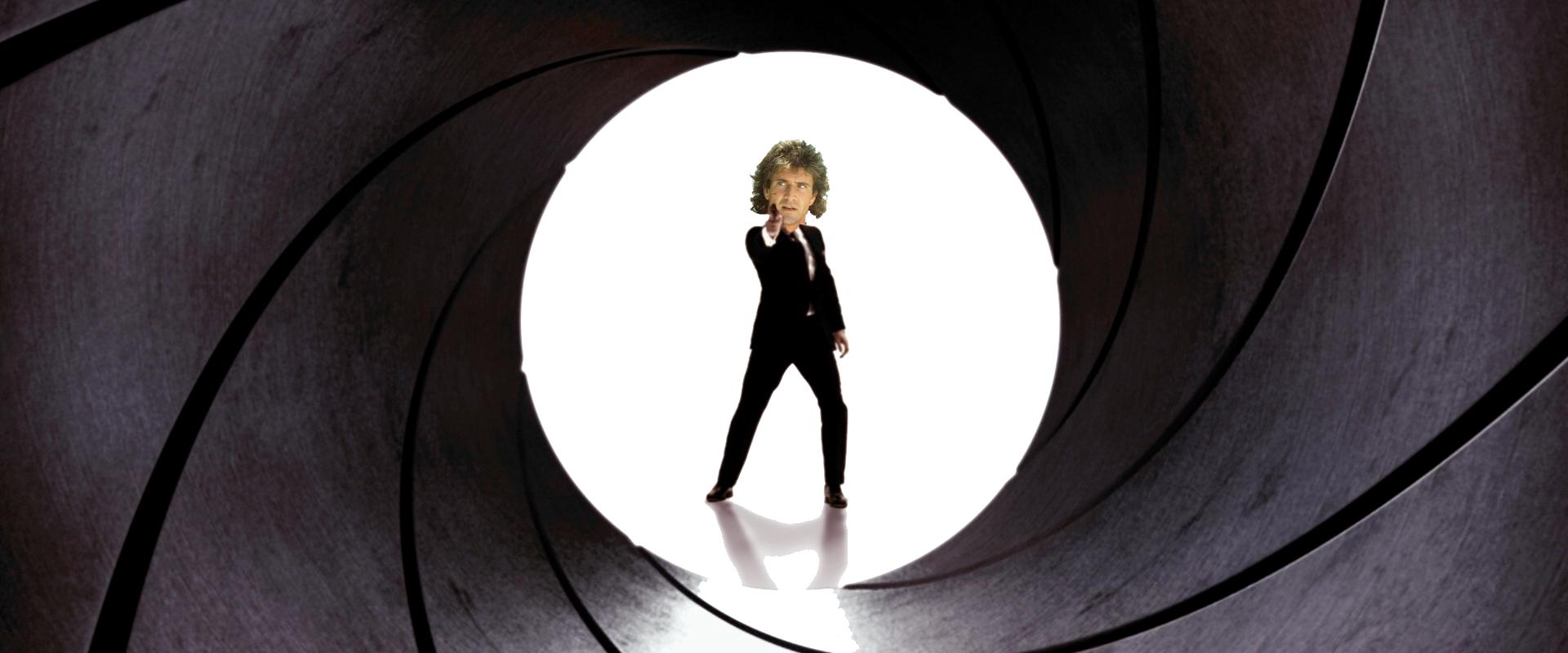 Mel Gibson Bond