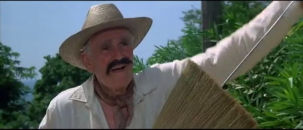 Desmond Llewelyn - Licence to Kill