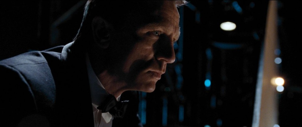 Quantum of Solace - Craig in tuxedo