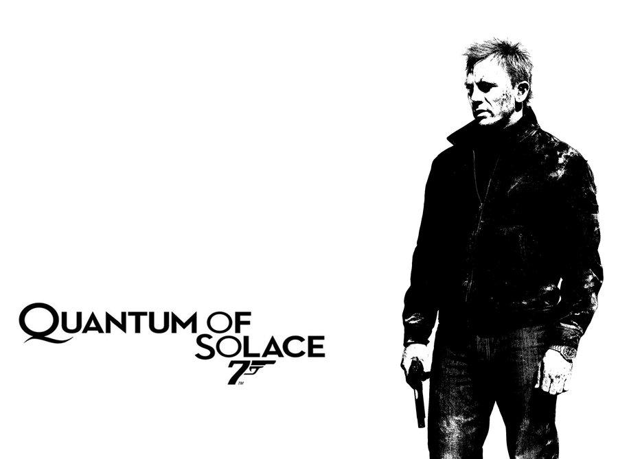 Quantum of Solace - wallpaper