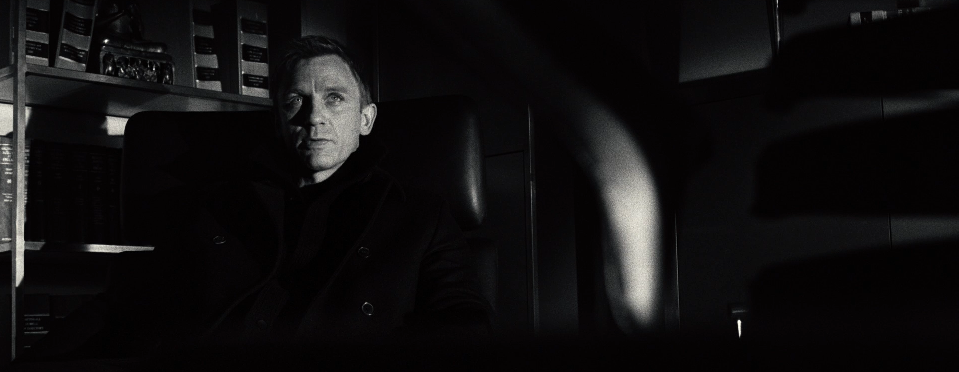 Casino Royale pre-title sequence