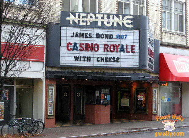 Casino Royale With Cheese