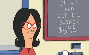 James Bond in Bob's Burgers