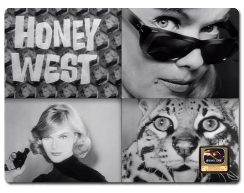 Honey West #Bond_age_TV
