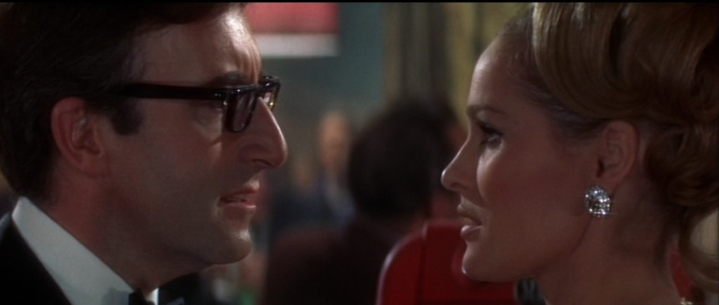 Peter Sellers Ursula Andress Casino Royale