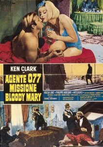 Mission Bloody Mary