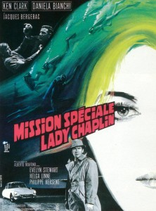 Special Mission Lady Chaplin poster