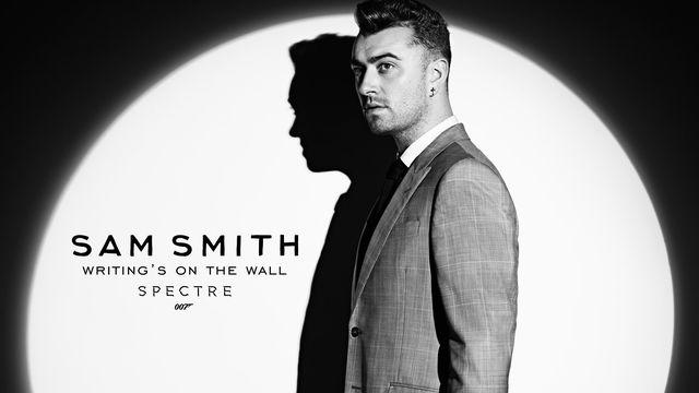 Sam Smith Spectre theme