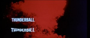 Thunderball title