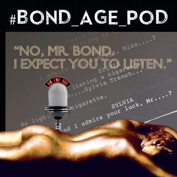 #Bond_age_Pod iTunes
