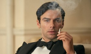 Aidan Turner next james bond