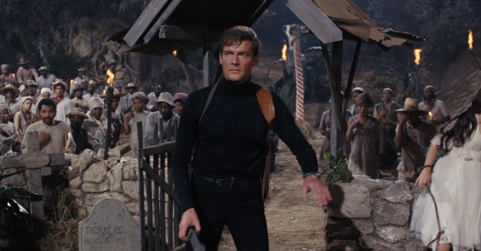 live and let die roger moore