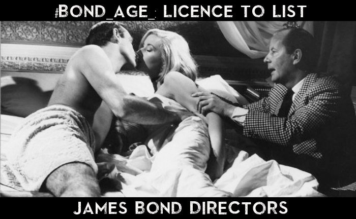 best bond directors