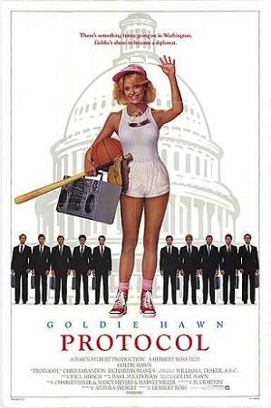 protocol goldie hawn