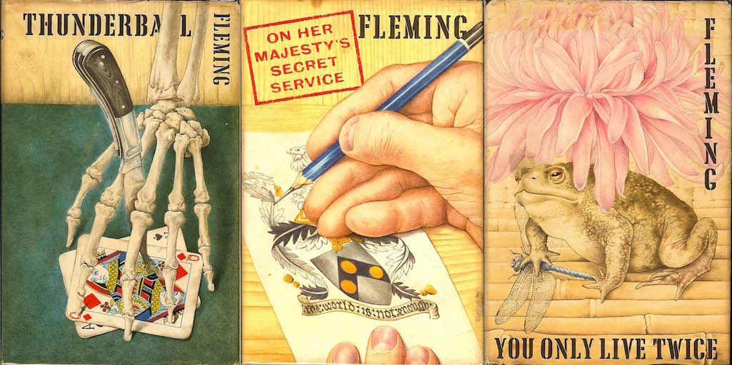 ian fleming's the spectre trilogy