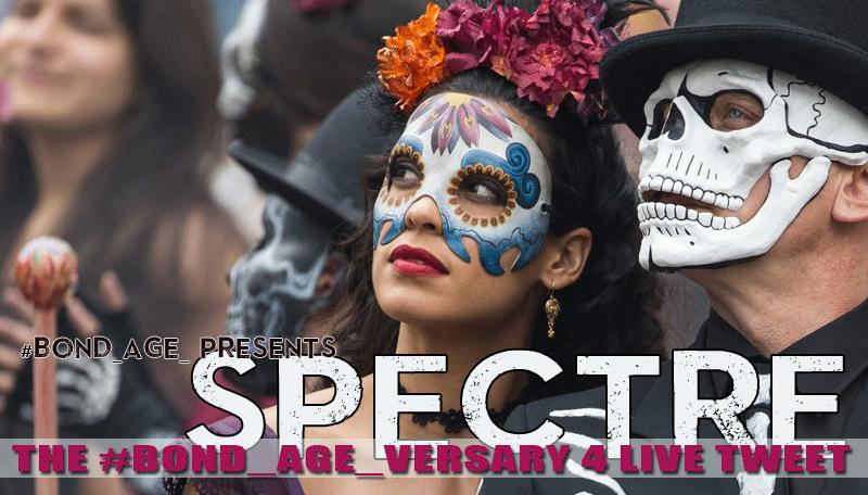 spectre live tweet