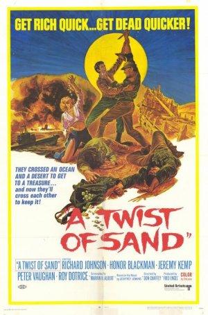 a twist of sand honor blackman