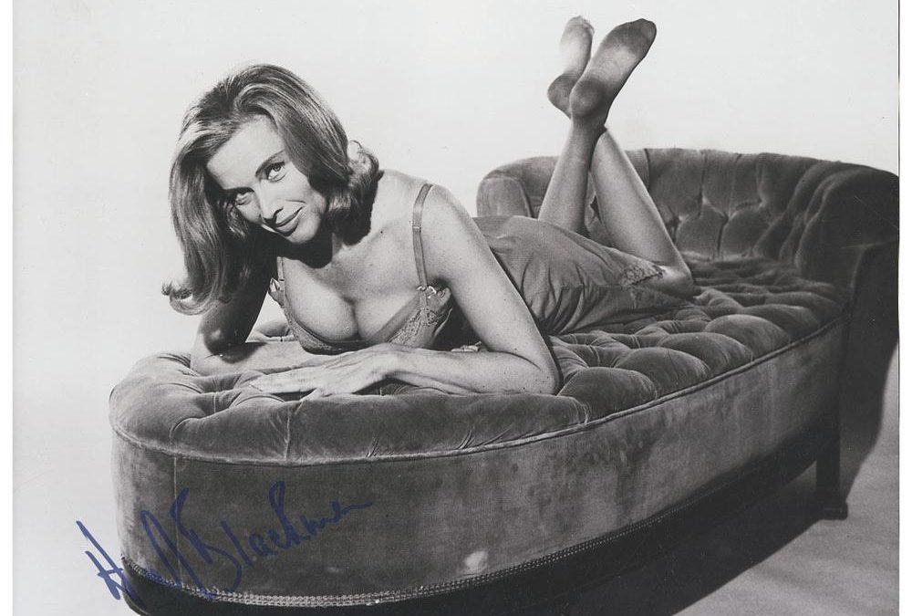 #Bond_age_ Programming 3/1: Ladies' Night Vol. 2 – Honor Blackman