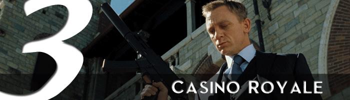 casino royale 2006 james bond movie rankings
