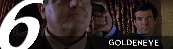 goldeneye james bond movie rankings