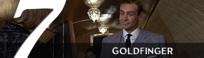 goldfinger james bond movie rankings