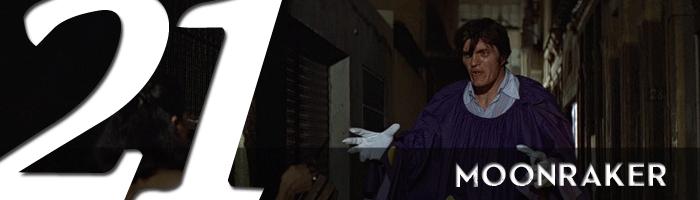 moonraker james bond movie rankings