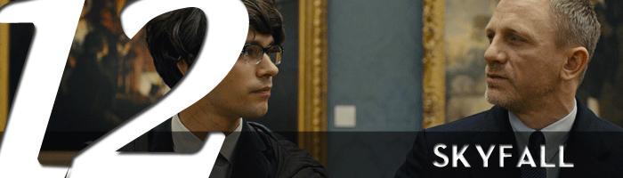 skyfall james bond movie rankings
