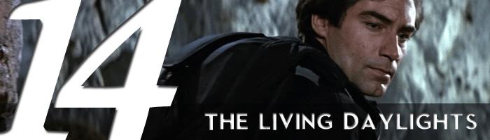 the living daylights james bond movie rankings