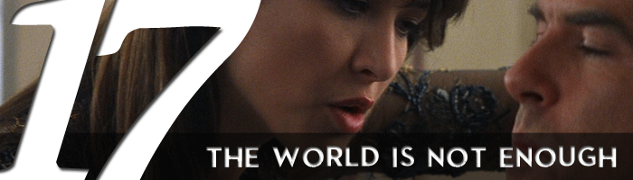 the world is not enough james bond movie rankings