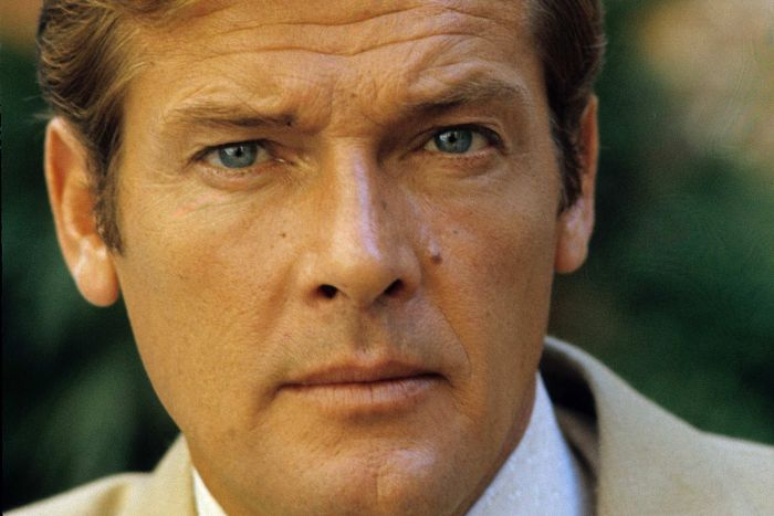 RIP Roger Moore