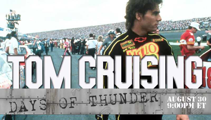days of thunder live tweet