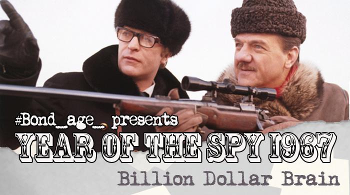 Year of the Spy '67 – Billion Dollar Brain Live Tweet