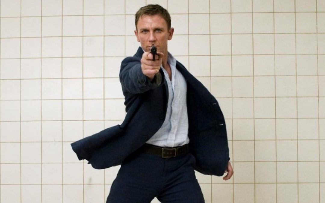 """#Bond25 Update: Codenamed """"Shatterhand"""""""